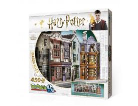 Harry Potter Quebra-Cabeça 3D - Beco Diagonal