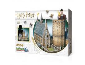 Harry Potter Quebra-Cabeça 3D - Hogwarts Salão Principal