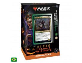 Magic - Innistrad: Caçada à Meia-Noite - Commander -  Marcadores de Conventiculo (PORTUGUÊS)