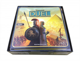 Organizador (Insert) para 7 Wonders Duel