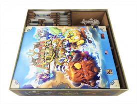 Organizador (Insert) para Arcadia Quest Riders