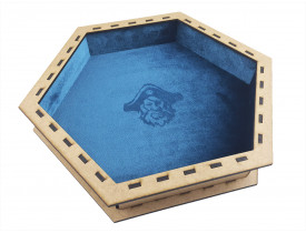 Arena de dados Premium Azul