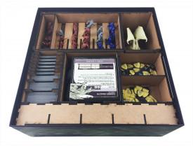 Organizador (Insert) para Dungeons & Dragons Castle Ravenloft