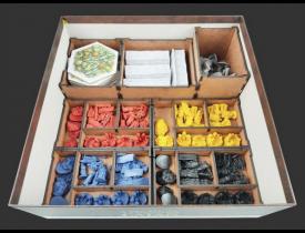 Organizador (insert) para Game of Thrones Catan: Brotherhood of the Watch
