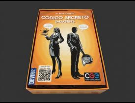 Organizador (insert) para Código Secreto: Imagens