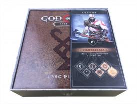 Organizador (Insert) para God of War The Card Game