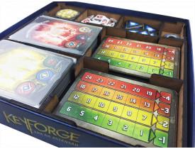 Organizador (insert) para Keyforge - Era da Ascensão ou Colisão Entre Mundos