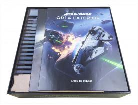 Organizador (Insert) para Star Wars Orla Exterior