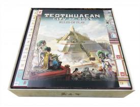 Organizador (Insert) para Teotihuacan (2ed) (Jogo base + exp) [Pronta Entrega]