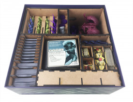 Organizador (Insert) para Dungeons & Dragons The Legend of Drizzt