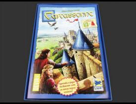 Organizador (insert) para Carcassonne