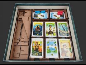 Organizador (insert) para The Quest for El Dorado