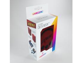 KeyForge Deck Book - Vermelha