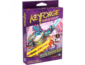 KeyForge - Worlds Collide - Deluxe Deck