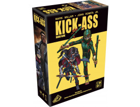 Kick-Ass Board Game