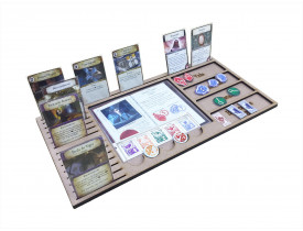 Dashboard para Eldritch Horror 1 Unidade