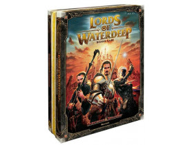 Lords of Waterdeep (Inglês)