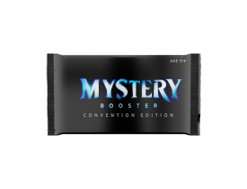Magic - Mistery Booster Convention Edition (INGLÊS)