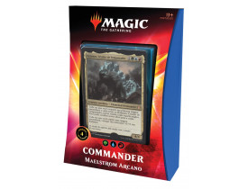 Magic Commander - Maelstrom Arcano - Kalamx, Criador de Tempestade