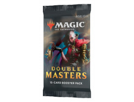 Magic Double Masters Booster - Em Inglês