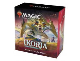 Magic Ikoria - Kit de Pré-Lançamento+ 2 Boosters de Ikoria