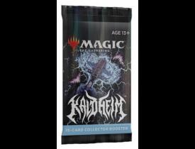 Magic The Gathering: Kaldheim - Collector Booster Unitário - Inglês
