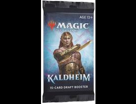 Magic The Gathering: Kaldheim - Draft Booster Unitário - Português