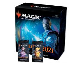 Magic M21 Kit de Pré-Lançamento + 2 Boosters