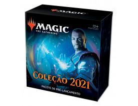 Magic M21 Kit de Pré-Lançamento