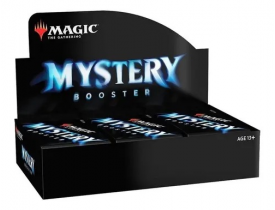 MAGIC - MISTERY BOOSTER CONVENTION EDITION - BOX (INGLÊS)