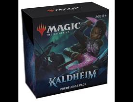 Magic The Gathering: Kaldheim - Kit de Pre Release com 2 draft boosters adicionais - Português