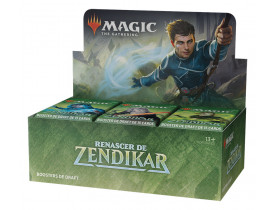 Magic Zendikar Booster Box com 36