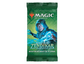 Magic Zendikar Booster
