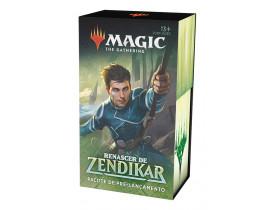Magic Zendikar Kit de Pré-Lançamento + 2 Boosters