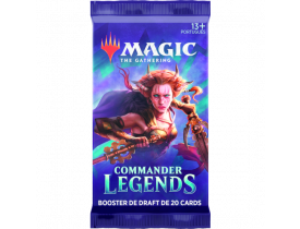 Magic Commander Legends Booster