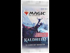 Magic The Gathering: Kaldheim - Set Booster Unitário - Inglês
