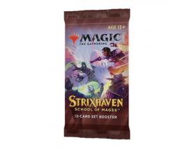 Magic The Gathering: Set Booster Avulso Strixhaven (Inglês)
