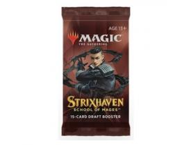 Magic The Gathering: Strixhaven - Escola de Magos - Draft Booster Unitário - Português