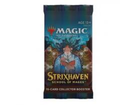 Magic The Gathering: Collector Booster Avulso Strixhaven - Escola de Magos (inglês)