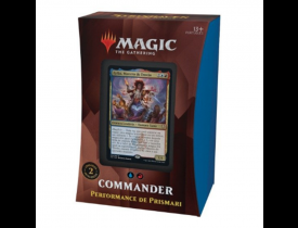 Magic Commander 2021 - Performance de Prismari - Zaffai - Strixhaven