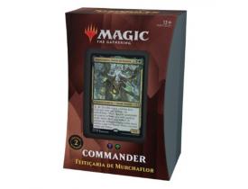 Magic Commander 2021 - Feitiçaria de Murchaflor - Salgueirumbra - Strixhaven