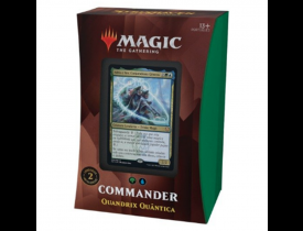 Magic Commander 2021 - Quandrix Quântica - Adrix e Nev - Strixhaven