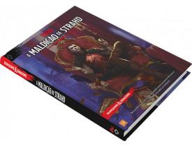 Dungeons & Dragons - Cenário - A Maldição de Strahd