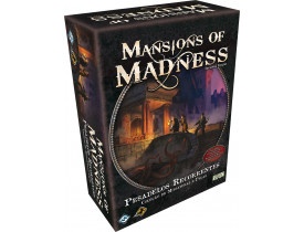 Mansions of Madness Pesadelos Recorrentes