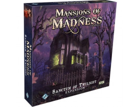 Mansions of Madness Santuário do Crepúsculo