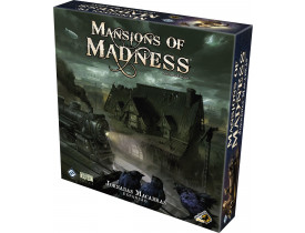 Mansions of Madness Jornadas Macabras