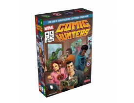 Marvel Comic Hunters