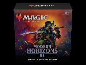 Magic The Gathering: Kit de Pré Lançamento Modern Horizons 2 (Português)