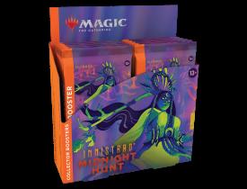 Magic - Innistrad: Caçada à Meia-noite - Caixa de Boosters de Collector (INGLÊS)