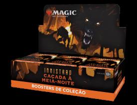 Magic - Innistrad: Caçada à Meia-noite - Caixa de SET booster (Português)